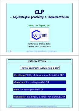 CLP - zchfp
