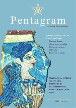 Pentagram 2011/4 - Lectorium Rosicrucianum