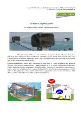 prospekt - Klimatechnik