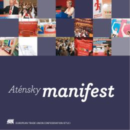 Aténskymanifest