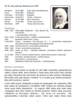 alexandrina.pdf - Kongregácia Dcér Božskej Lásky
