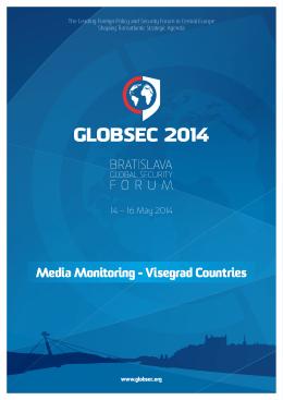 GLOBSEC 2014 MM - CZ