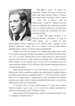 Otto Smik - osveta.mil.sk
