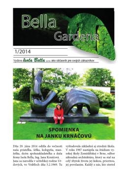 Bella Gardena leto 2014