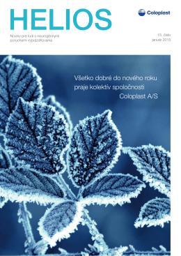 noviny helios Korbel - Slovenská spoločnosť pre spina bifida a
