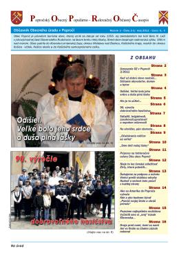 Obecné noviny 2-3 2011