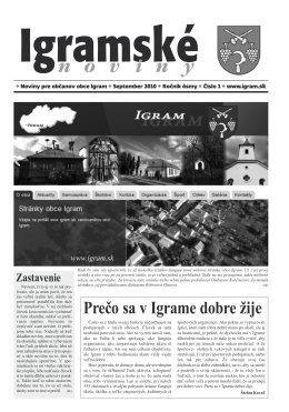 Vydanie september 2010