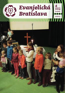 Evanjelicka Bratislava 4