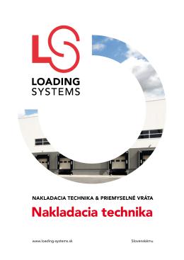 Nakladacia technika - Loading Systems SK