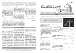 MZ_september_2014 - Modlitbový zápas
