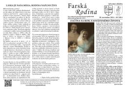 2014_49 Farska_rodina
