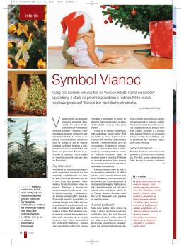 Symbol Vianoc
