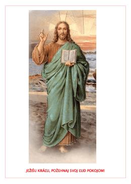 Ježiš Kristus je Kráľ vesmíru
