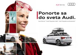 Audi Originálne diely