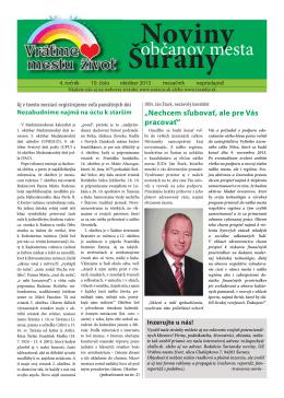 Noviny Šurany