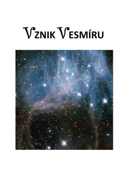Vznik vesmíru – knižka pre deti