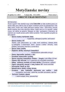 obecné noviny 3-4/2014