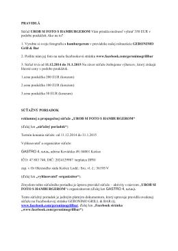 1. Vyrobte - geronimogrill.sk