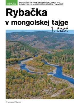 v mongolskej tajge 1. časť