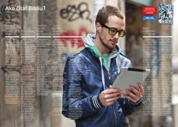 Ako čítať Bibliu?