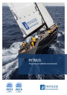 Brožúra - Pioneer Investments