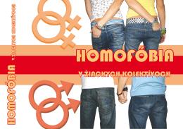 Homofóbia v žiackych kolektívoch