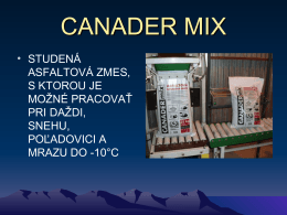 canader mix - biboelektro
