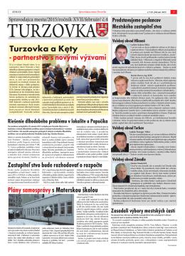 č.4 - Mesto Turzovka
