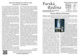 2013_20 Farska_rodina