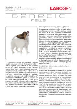 Newsletter | 03 / 2013