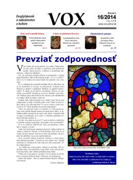 16/2014 - Pavol Prikryl