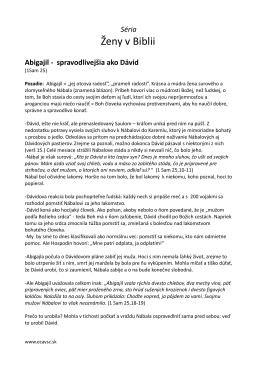 Abigajil
