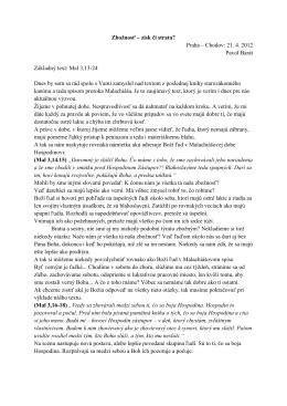 Malachiáš 313-24