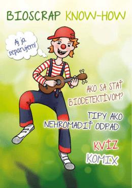 Brožúrka - deti
