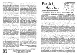 2014_23 Farska_rodina