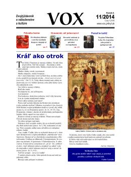 11/2014 - Pavol Prikryl
