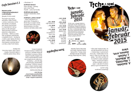 Aktuálny program v PDF