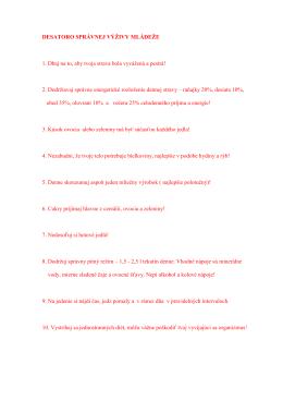Schémy riešenia problematiky fajčenia, požívania