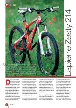 Lapierre Zesty 214