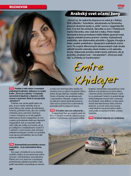 Emíre Khidayer
