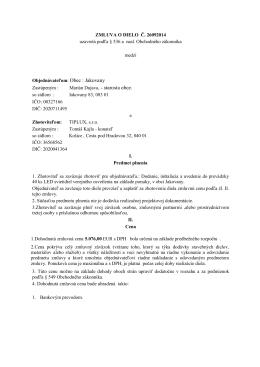 Zmluva 26092014