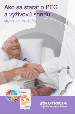Informácie pre pacientov so sondou