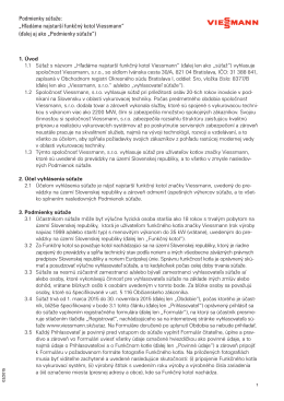 Pravidlá súťaže63 KB