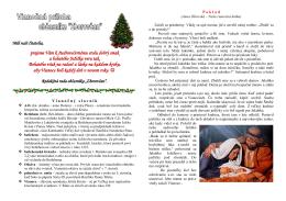 vianočná príloha 2011