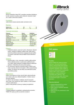 TN525 PVC páska