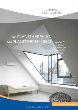 sgg planitherm ® xn