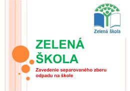 Prezentácia ZŠ Poľná vo Veľkom Krtíši