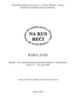 Nemanuálne prostriedky v slovenskom posunkovom jazyku, resp