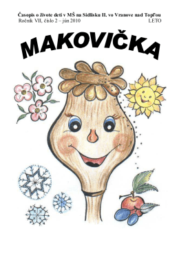 Leto 2010 - msdvojka.sk