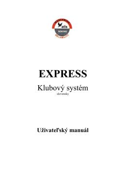 ATIS Express Klub System